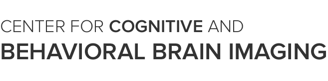 Center for Cognitive and Behavioral Brain Imaging