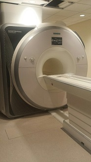Upgraded Siemens Prisma 3 Tesla MRI scanner