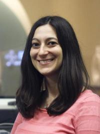 Photo of Dr. Julie Golomb