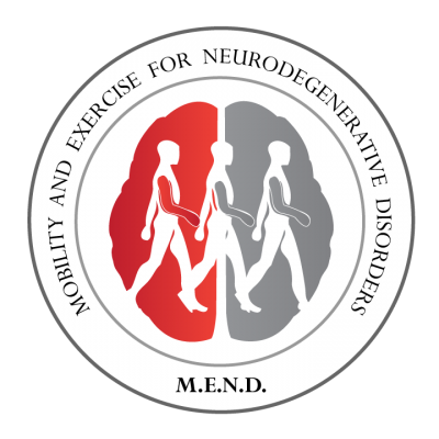 The Mobility and Exercise in Neurodegenerative Disorders (MEND) lab (PI: Anne Kloos)