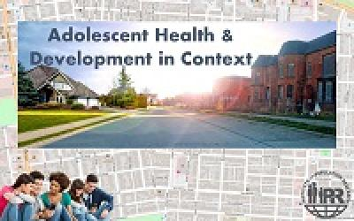 Adolescent Health & Development in Context Lab (PI: Chris Browning)